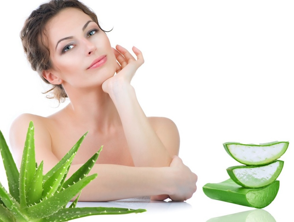 Aloe Vera Face Packs