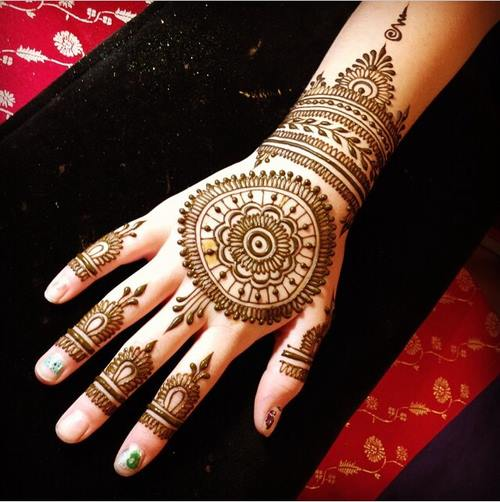 beautiful mehandi designs for hand you must try